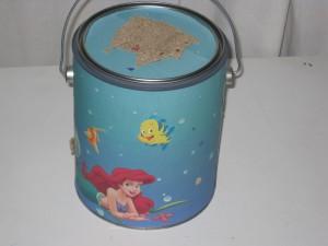 Ariel Paint Can